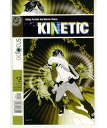 KINETIC #2 (DC Comics) NM! - $1.00