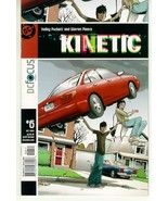 KINETIC #6 (DC Comics) NM! - $1.00