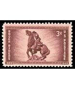 1948 3c Rough Riders 50th Scott 973 Mint F/VF NH - $0.99