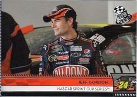 Jeff Gordon 2009 Press Pass # 129 - $1.24