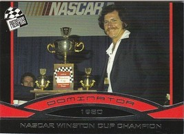 Dale Earnhardt 2006 Press Pass # 5 - $1.24