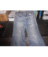"Lucky Brand Dungarees Size 2/26 American Made Inseam 30"" - $12.73"