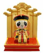 Chinese Panda Cute Creative Office Decoration Desk Decoration Bookend QUEEN - €39,88 EUR
