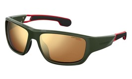 Carrera Men's Sport Sunglasses CA 4008/S DLD Matte Green Military/Brown ... - $247.45
