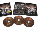The Hollow Crown: The Wars of the Roses 3 DVD Boxset free shipping