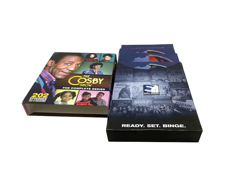 The Cosby Show The Complete Series seasons 1-8 16 DVD Boxset free shipping
