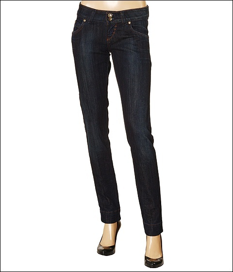 New Womens Miss 60 Sixty Jeans Binky 26 X 32 Dark Trouser