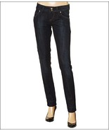 New Womens Miss 60 Sixty Jeans Binky 26 X 32 Da... - $109.99