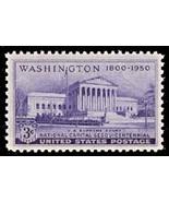 1950 3c Supreme Court Scott 991 Mint F/VF NH - €0,80 EUR