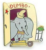 Disney Dumbo Dressing Room Door Auction LE Pin/Pins - $49.99