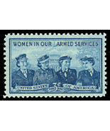 1952 3c Women in Our Armed Forces Scott 1013 Mint F/VF NH - €0,87 EUR