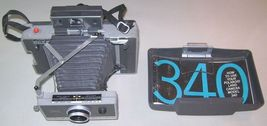 Instant Film Camera Polaroid Model 340 Land Camera - $48.46