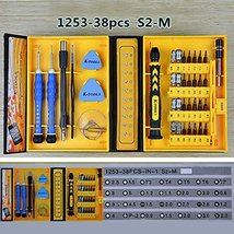 K-Tools 38 in 1 Precision Multifunction Repairing Screwdriver Tool Kit - $16.17