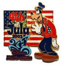 Disney Goofy MGM Studio  July 4th  Patriotic Sorcerer's Hat pin/pins - $49.99