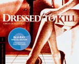 Dressed to Kill (Criterion Collection) [Blu-ray] [Blu-ray] [1980]