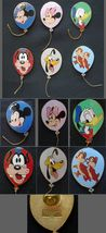 Disney Goofy Mickey Minnie Donald Pluto Chip and Dale Castmember  6 pin set - $95.99