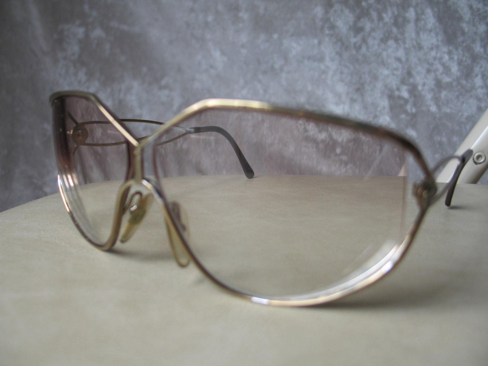 Vintage Dior Eyeglass Frames : VINTAGE CHRISTIAN DIOR BIG PRESCRIPTION SUN EYEGLASS ...