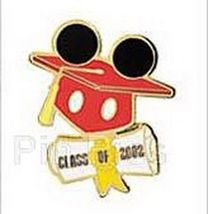 Disney Graduation Mickey Cap - Class of 2002 pin/pins - $24.18