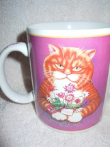 Moms Are Forgiving Cat Mug New - $5.99