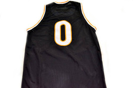 Any Name & Number Monstars Tune Squad Space Jam Basketball Jersey Black Any Size image 2
