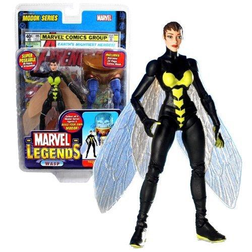 "ToyBiz Year 2006 Marvel Legends ""Modok"" Series 6 Inch Tall Super Poseable Action"