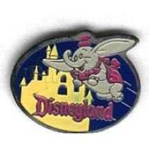 Disney Dumbo Longs Drugstore Promotional Disneyland Castle pin - $7.83
