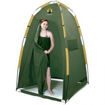 Camping Privacy Shelter Shower Tent Changing Aria Pop Up Toilet Portable... - $63.60