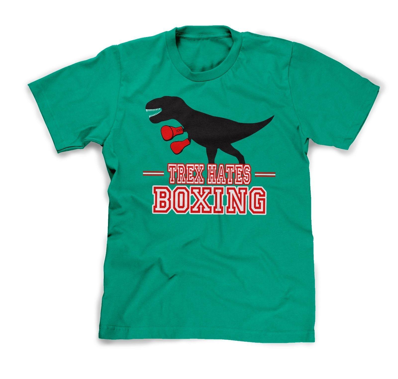 trex t-shirt t-rex hates pushups boxing arm wrestling funny tee mens guys unisex