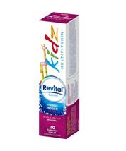 Multivitamin Vitar Revital Kids Effervescent Tablets 20 pcs - $19.90