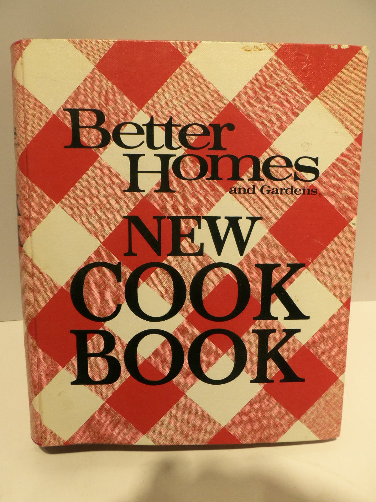 Vintage 1976 better homes and gardens new cookbook 5 - Vintage better homes and gardens cookbook ...