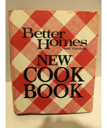Vintage 1976 Better Homes And Gardens New Cookb... - $39.15