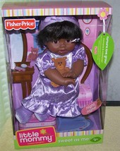 Fisher Price Little Mommy Sweet As Me AA  Doll - $20.50