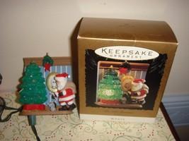 Hallmark 1995 Wee Little Christmas Lighted Ornament - $12.49