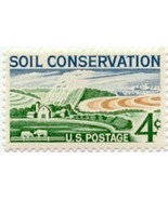 1959 4c Soil Conservation Scott 1133 Mint F/VF NH - $0.99