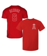 Anthony Rendon T-Shirt Los Angeles Angels MLB Soft Jersey #6 (S-3XL) - $17.96+