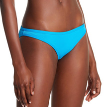 NEW L*Space Electric Blue Cosmo Full Cut Bikini Swimwear Bottom M Medium ELB image 1