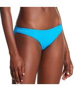NEW L*Space Electric Blue Cosmo Full Cut Bikini Swimwear Bottom M Medium ELB - $27.71