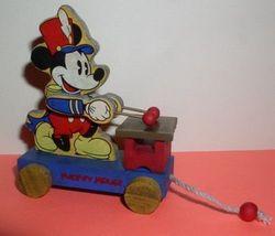 Disney Mickey Xylophone nostalgic Vintage - $49.99