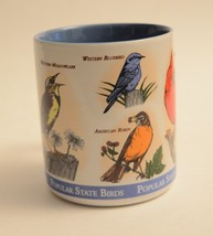 Popular State Birds Ceramic Mug Cup , Mugz By Ganz - $15.48