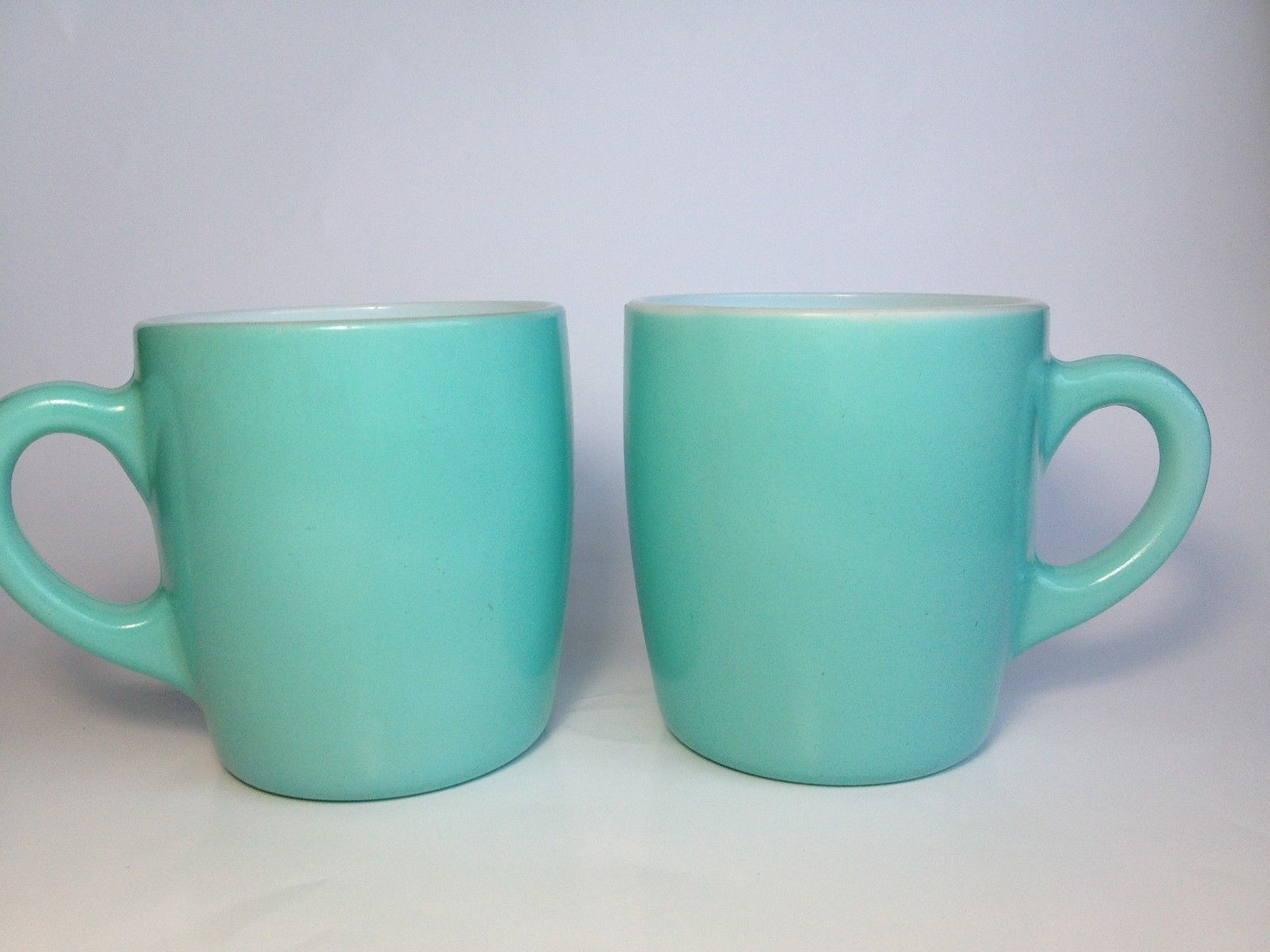 Oz Glass Coffee Mugs