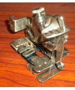 Singer Featherweight Presser Foot Ruffler #120598 Used Working Genuine M... - $15.00