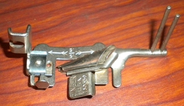 Singer Featherweight Presser Foot #160359  Multi Slotted Binder Foot Use... - $12.50