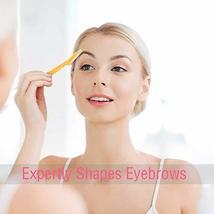 Boao 60 Pieces Eyebrow Razor Shaper Trimmer Shaver Women Facial Razor with Preci image 6