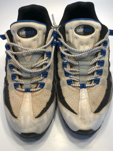 sports shoes 0a64d 1f8bb Nike Air Max Size 11 609048 108 White Hyper Cobalt Blue Nice Extra Pair To  Have