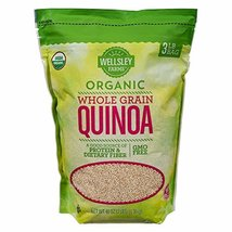 Wellsley Farms Organic Whole Grain Quinoa, 2 lbs. (pack of 2) - $37.90