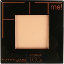 Maybelline Fit Me! Compact Bronzer - 100S *Twin Pack* - $12.99