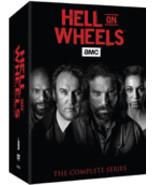 Hell On Wheels: The Complete Series  Seasons 1-5 1 2 3 4 5 DVD 2016 Bran... - $59.50
