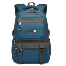 men business casual laptop rucksack students school backpack - $36.00