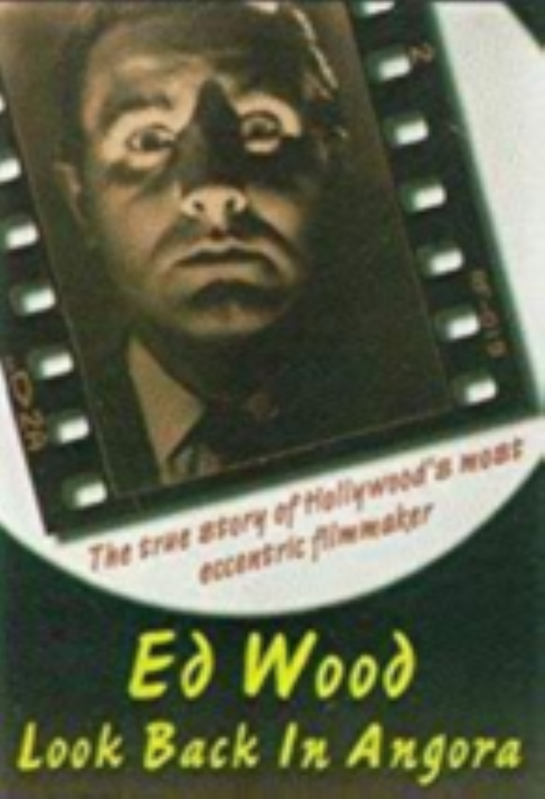 Ed Wood: Look Back in Angora Vhs