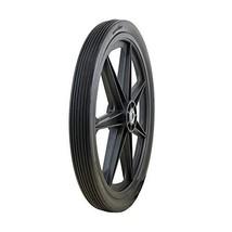 "Marathon 92001 20x2.0 Flat Free Cart Tire on Plastic Rim, 3/4"" Bearing, ... - $61.67"